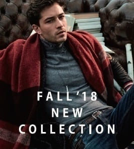 FALL'18 NEW COLLECTION